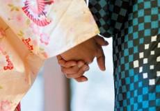 『結婚前の共同作業として婚約指輪を二人で選びました。』