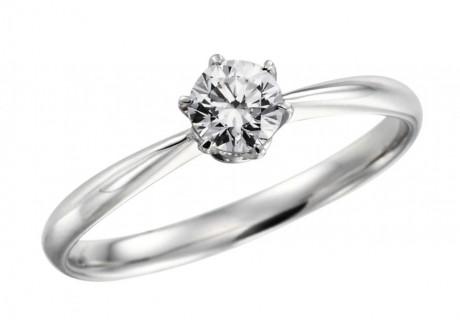 婚約指輪ティファニーセッティング
