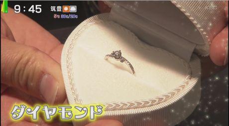 プロポーズ大作戦 ダイヤモンドリング