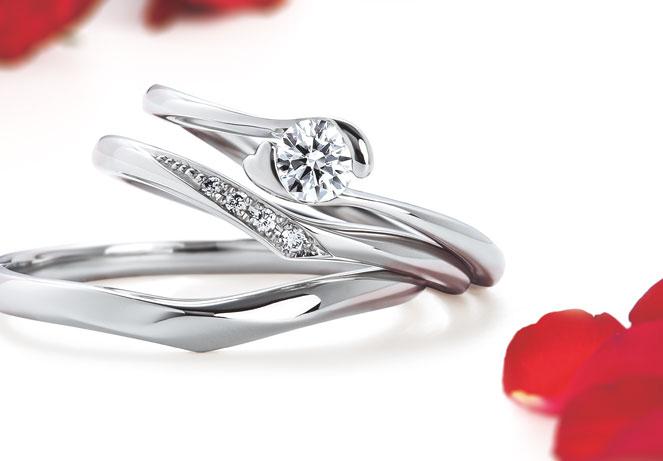 いのうえの婚約指輪