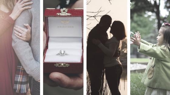 婚約指輪の意味4つ