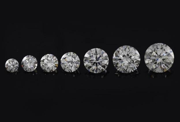 ダイヤモンドの比較