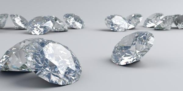 大規模なダイヤモンドの発掘