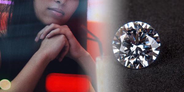 ダイヤモンドは人気がなかった