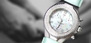 時計ベルト交換写真